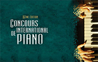 LE CONCOURS INTERNATIONAL DE PIANO