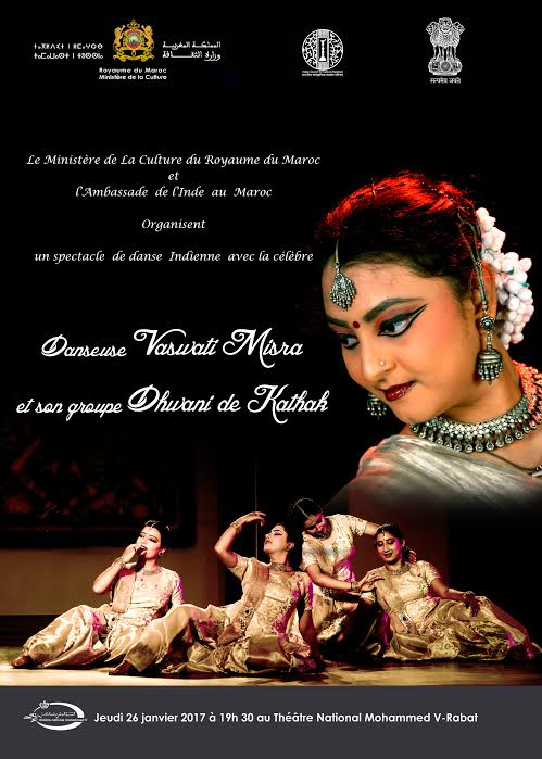 Spectacle de Danse Indienne
