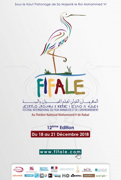Affiche Fifale 2018