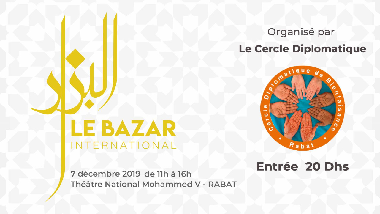 Le Bazar International